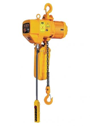 HKD Electrical Chain Hoist (Single Speed, Single Phase) – HKD0202