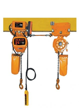 HKD Synchronize Twin-Hoist (Single Speed, 3 Phase) – HKDS00301S