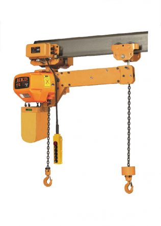 HKD Twin Hook Chain Hoist (Double Speed, Three Phase) – HKDTH0201SD