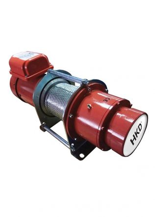 HKD Electric Drum Winch (Single Phase) – HKD-208S