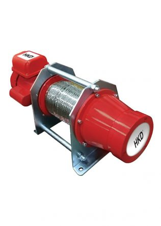 HKD Electric Drum Winch (3 Phase) – HKD-210