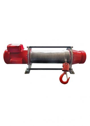 HKD Electric Drum Winch (3 Phase) – HKD-210L