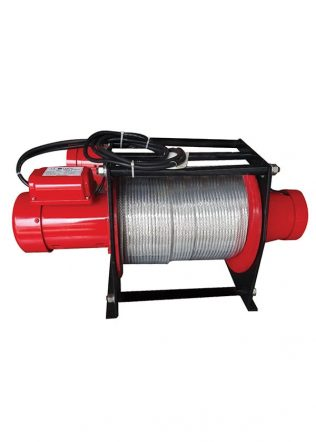HKD Electric Drum Winch (Single Phase) – HKD-210SXL