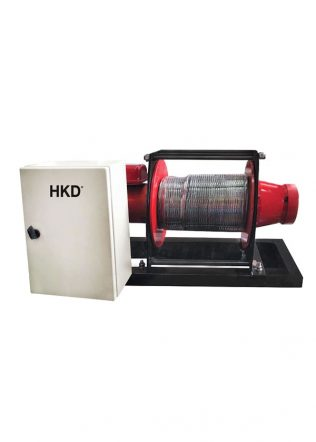HKD Electric Drum Winch (Single Phase) – HKD-210SXL-CB