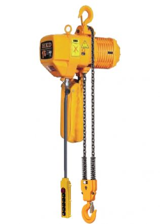 HKD Electrical Chain Hoist (Double Speed, 3 Phase) – HKD1004SD