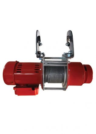 HKD Suspension Drum Winch (Single Phase) – HKD-40-204S