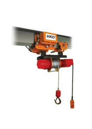 HKD Electrical Monorail Drum Winch (3 Phase) – HKD-50-208