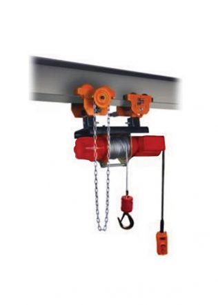 HKD Monorail Drum Winch with Gear Trolley (3 Phase) – HKD-70-202