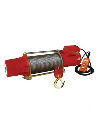 HKD Grooved Winch (Single Phase) – HKD-502S