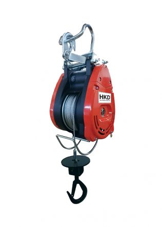 HKD Mini Winch (Single Phase) – HKD-300A