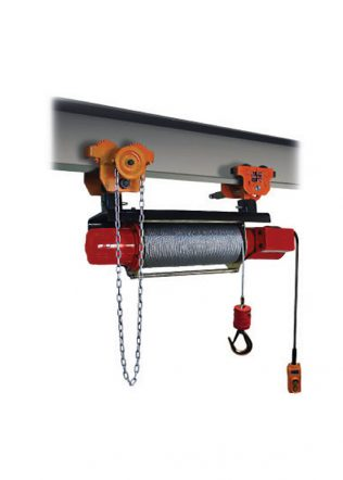 HKD Monorail Grooved Winch with Gear Trolley (Single Phase) – HKD-70-502S
