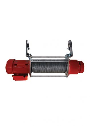HKD Suspension Grooved Winch (3 Phase) – HKD-40-502